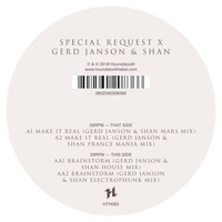 Special Request - Special Request X Gerd Janson & Shan
