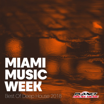 Various Artists - Miami Music Week: Best Of Deep House 2018