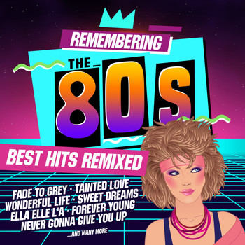 Various Artists - Remembering the 80s: Best Hits Remixed