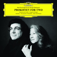 Martha Argerich - Prokofiev: 12 Movements From Romeo And Juliet, Op. 64, 2. Dance Of The Knights (Transcription For 2 Pianos By Sergei Babayan)