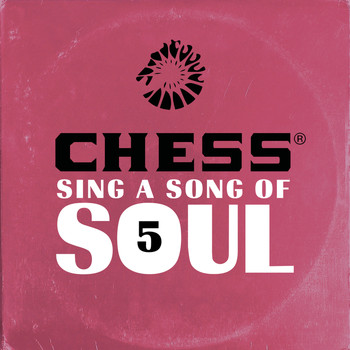 Various Artists - Chess Sing A Song Of Soul 5