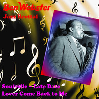 Ben Webster - Jazz Recital