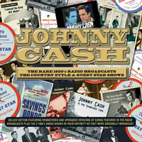 Johnny Cash - The Rare 1950's Radio Broadcasts - The Country Style USA And Guest Star Shows