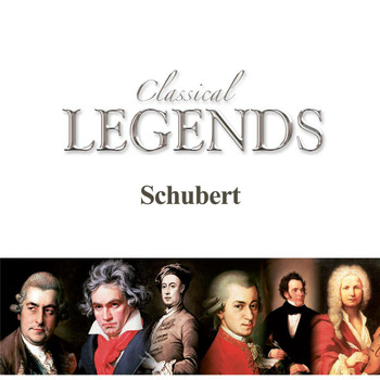 London Symphony Orchestra - Classical Legends - Schubert
