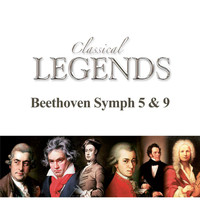 London Symphony Orchestra - Classical Legends - Beethoven Symphony No. 5 & 9
