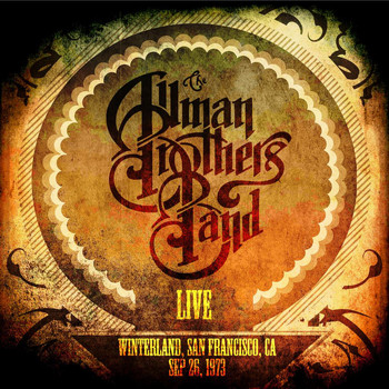 The Allman Brothers Band - Ramblin' Man Live - Winterland, San Francisco, Sep 26th 1973