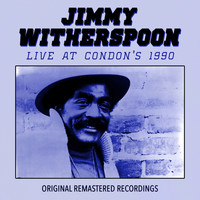 Jimmy Witherspoon - Live at Condon's in New York, 1990