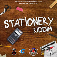 Various Artists - Stationery Riddim