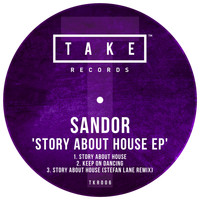 Sandor - All About House EP