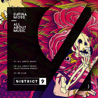 Davina Moss - All About Music EP