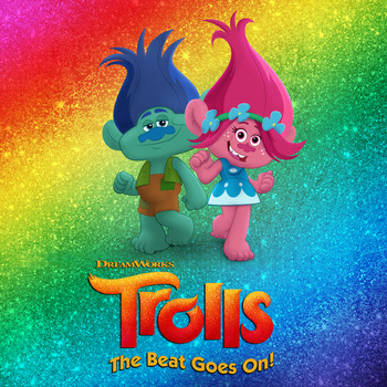 Various Artists - DreamWorks Trolls - The Beat Goes On!