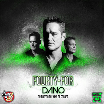 Various Artists - Fourty For Dano EP