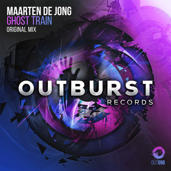 Maarten de Jong - Ghost Train