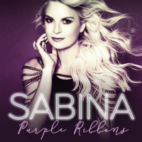 SABINA - Purple Ribbons