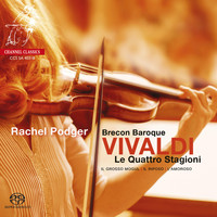 Rachel Podger - Vivaldi: Le Quattro Stagioni (The Four Seasons)