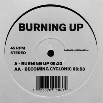 Jimpster / - Burning Up
