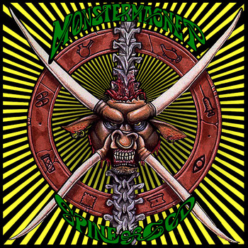 Monster Magnet - Spine of God (Explicit)