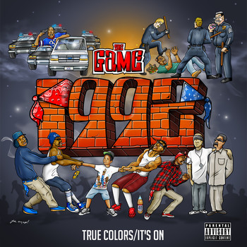 The Game - True Colors/It's On (Explicit)