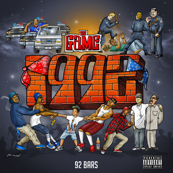 The Game - 92 Bars (Explicit)