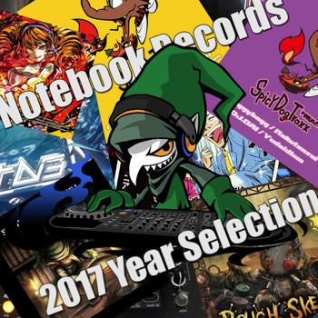Various Artists - Notebook Records 2017 Year Selection