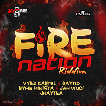 Various Artists - Fire Nation Riddim (Explicit)