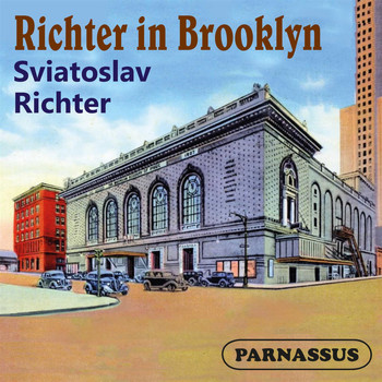 Sviatoslav Richter - Richter in Brooklyn