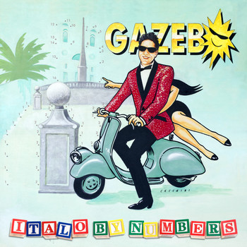Gazebo - Italo by Numbers