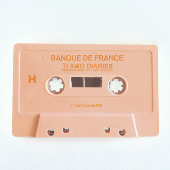 Banque De France - Ti Amo Diaries H