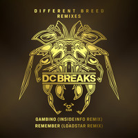 DC Breaks - Gambino (InsideInfo Remix) / Remember (Loadstar Remix)