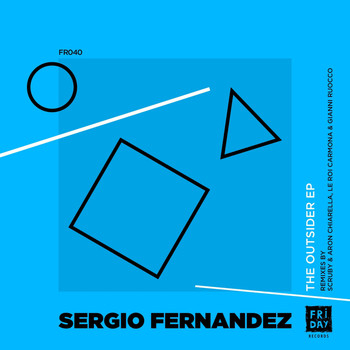 Sergio Fernandez - The Outsider EP