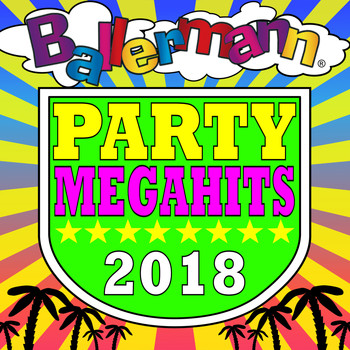 Various Artists - Ballermann Party Megahits 2018.1 (Explicit)