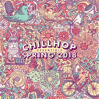 Various Artists - Chillhop Essentials Spring 2018