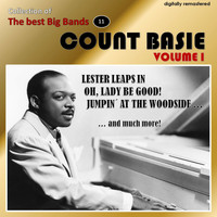 Count Basie - Collection of the Best Big Bands - Count Basie, Vol. 1 (Digitally Remastered)