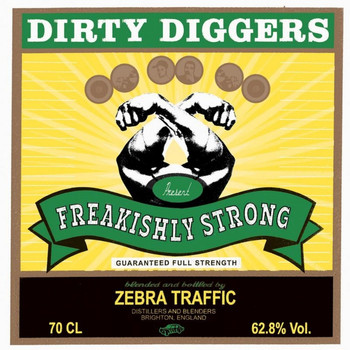 Dirty Diggers - Freakishly Strong