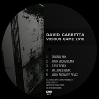 David Carretta - Vicious Game 2018