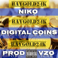 Niko - Digital Coins (Explicit)
