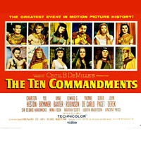 "Elmer Bernstein - The Ten Commandments: Ten Commandments Prelude / In the Bulrushes / The Bitter Life / Love and Ambition (From ""The Ten Commandments"" Original Soundtrack)"