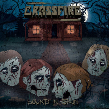 Crossfire - Bound in Skin (Explicit)