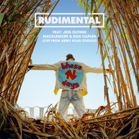 Rudimental - These Days (feat. Jess Glynne, Macklemore & Dan Caplen) (Live from Abbey Road Studios)