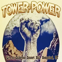 Tower Of Power - Live at Calderone Concert Hall, Hempstead, NY 11th April 1975