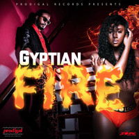 Gyptian - Fire - Single