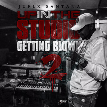 Juelz Santana - Up in the Studio Getting Blown Pt. 2