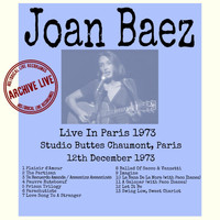 Joan Baez - Live in Paris 1973