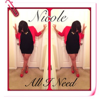 Nicole - All I Need