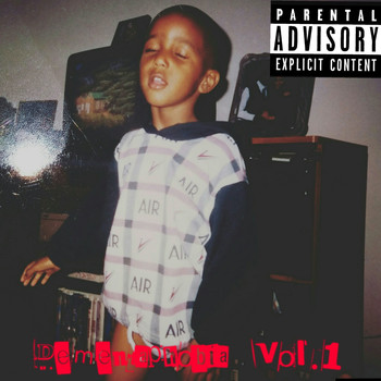 Default - Dementaphobia, Vol. 1 (Explicit)