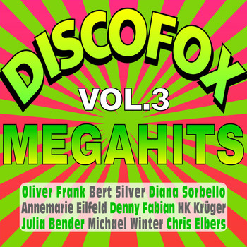 Various Artists - Discofox Megahits, Vol. 3