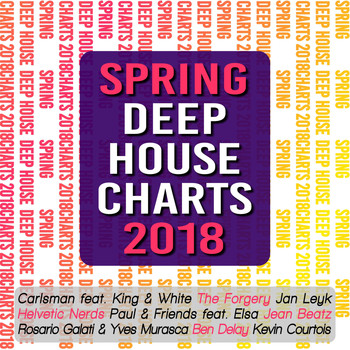 Various Artists - Spring Deep House Charts 2018
