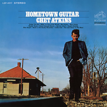 Chet Atkins - Hometown Guitar