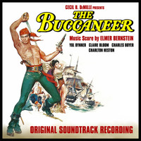 Elmer Bernstein - The Buccaneer….Original Film Soundtrack