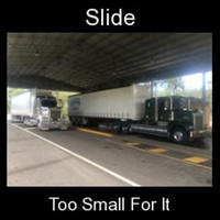 Slide - To small For It